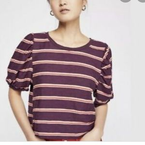 Free people | we the free molly tee shirt small